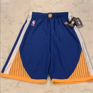 Golden State Warrior Swingman Shorts